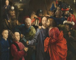 5. The Master of the Dreux-Budé Triptych, probably André d'Ypres