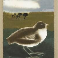 524. mary fedden, r.a. | bird