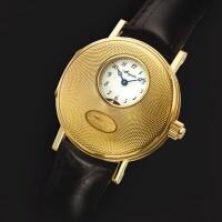 39. 寶璣(breguet) | 1801型號罕有特別版粉紅金陀飛輪腕錶,年份約2001。