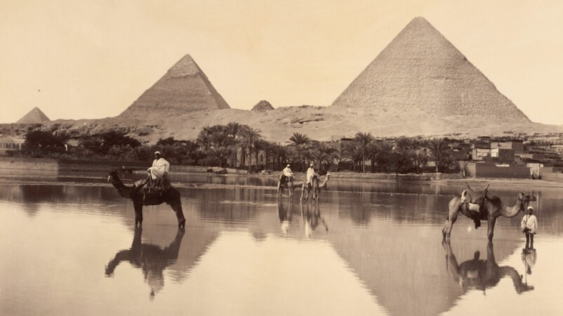 A snapshot of 19th century life from Casablanca to Cairo