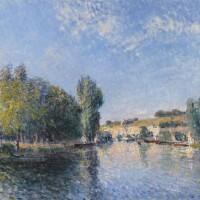 12. Alfred Sisley