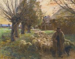19. Léon-Augustin Lhermitte
