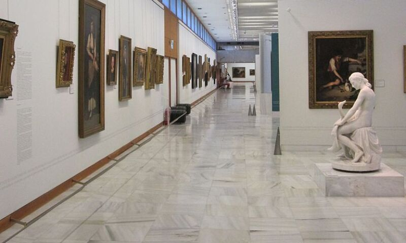 NationalGallery_Interior_Athens