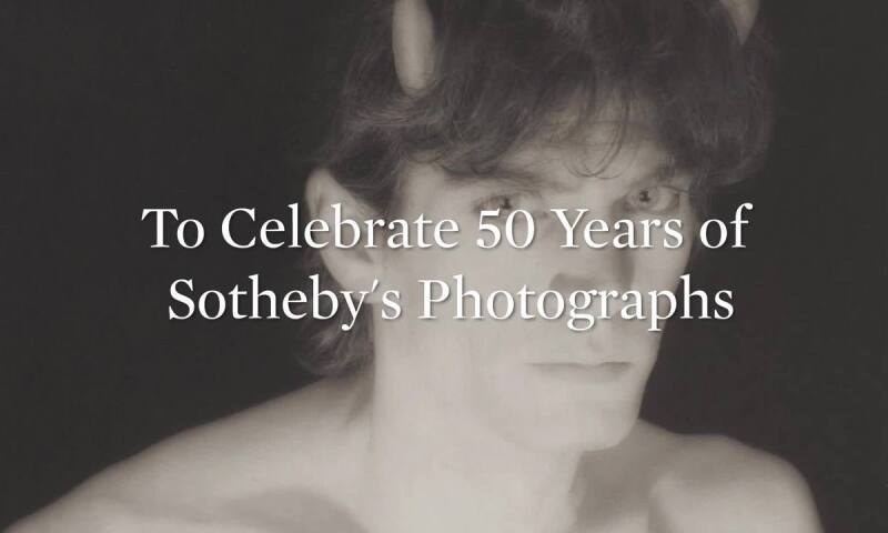 50 Masterworks to Celebrate 50 Years of Sotheby's Photographs