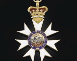 15. great britain, the most distinguished order of saint michael and saint george |