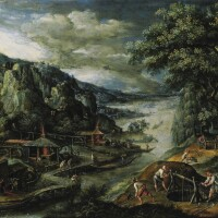 111. Marten van Valckenborch I