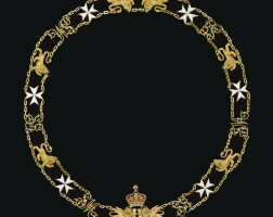 16. great britain, the most distinguished order of saint michael and saint george |