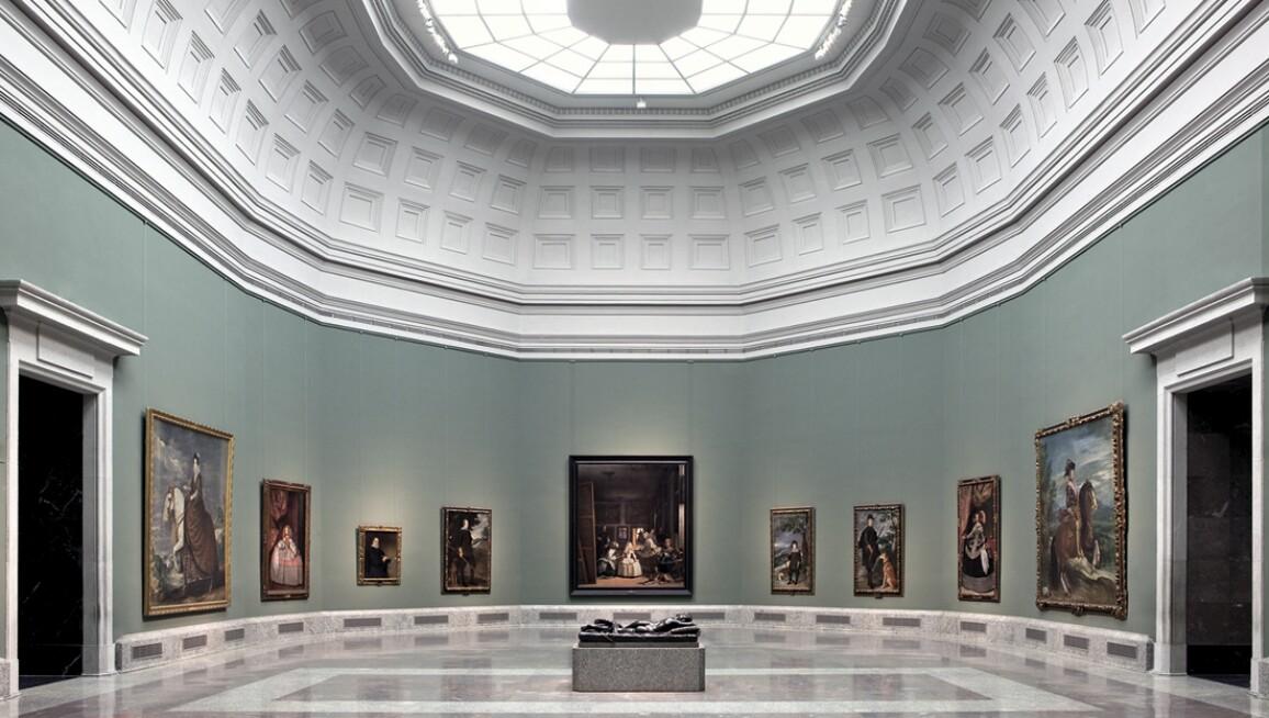 Interior View, Museo Nacional del Prado