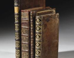 7. antichità varie, 1726-1750, 4 volumi
