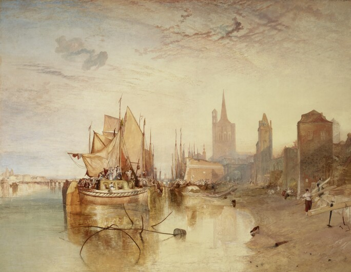 Turner: why global museums are still rapt by the Romantic