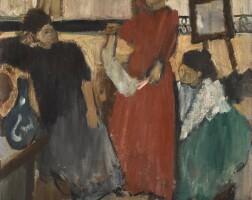 108. geoffrey tibble   three women