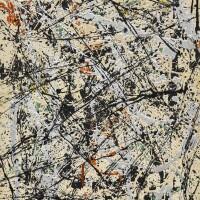 14. Jackson Pollock