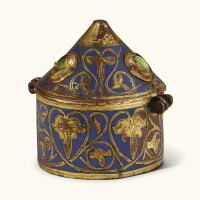5. french, limoges,circa1225-1275