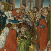 101. Master of the Crucifixion Triptych