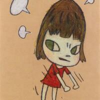 109. yoshitomo nara | untitled