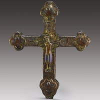 2. french, limoges, first half 13th century and later | processional cross
