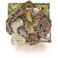 5. Frank Stella