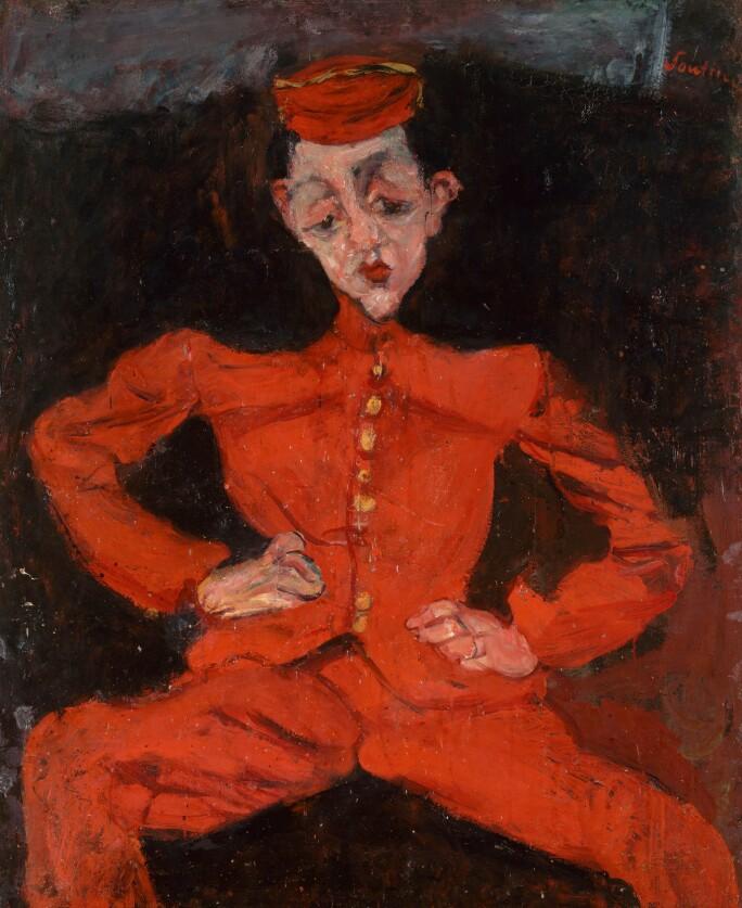 Chaïm Soutine, Le chasseur