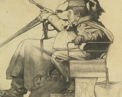 68. Norman Rockwell