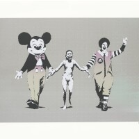 50. Banksy