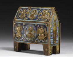4. french, limoges, early 13th century