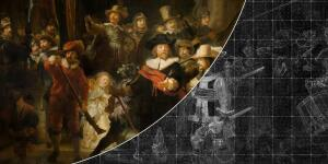 Rembrandt van Rijn's 'The Night Watch', A Masterpiece with a Violent History