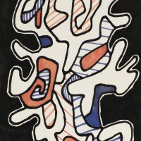 32. Jean Dubuffet