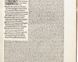 58. dante, commedia, venice, 1484, modern crushed brown morocco