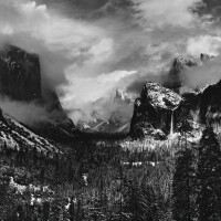 110. Ansel Adams, attributed to