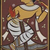 10. Jamini Roy
