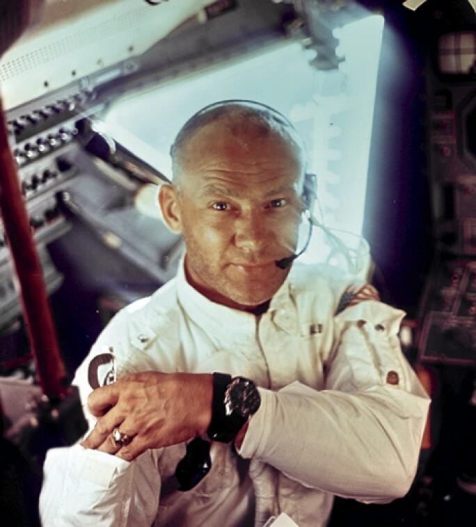 Apollo 11 LM Interior