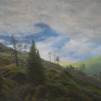 12. Caspar David Friedrich