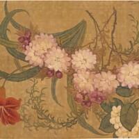2540. 蔣廷錫(款) | 百花圖