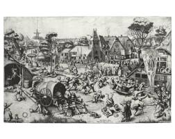 8. After Pieter Bruegel the Elder
