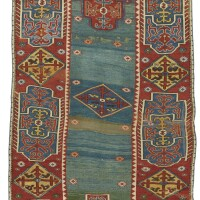 10. a central anatolian carpet