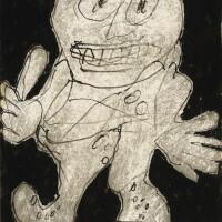 50. Jean Dubuffet
