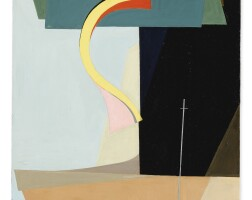 5. alexander danilov | composition with yellow curve