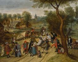 52. Studio of Pieter Brueghel II