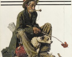 22. Norman Rockwell