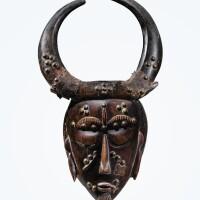 54. masque, sénufo / ligbi, côte d'ivoire |