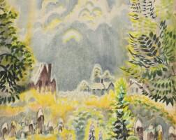 74. 查爾斯·布赫菲 1893-1967年