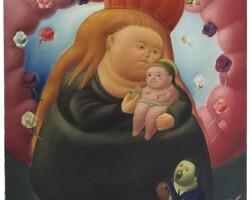 11. Fernando Botero