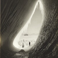 282. ponting, bowers, scott, album of photographs from the british terra nova expedition, [1912-14]