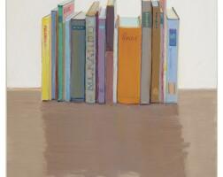 141. wayne thiebaud | vertical books