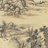 1212. 弘旿(款) | 山水