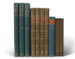 151. a quantity of reference books relating to english furniture and country houses |