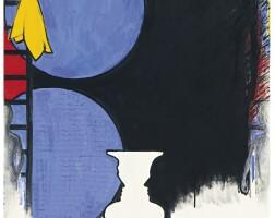 48. Jasper Johns