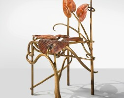 4. claude lalanne | chaise hosta