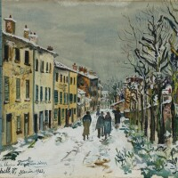 458. Maurice Utrillo