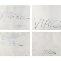 19. Cy Twombly